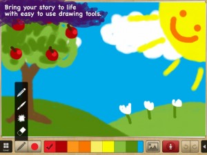 my story for ipad