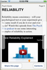 psychguide for ipad