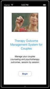 therapy outcome for iphone